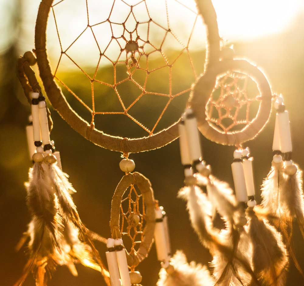 modern mystery school dream catcher